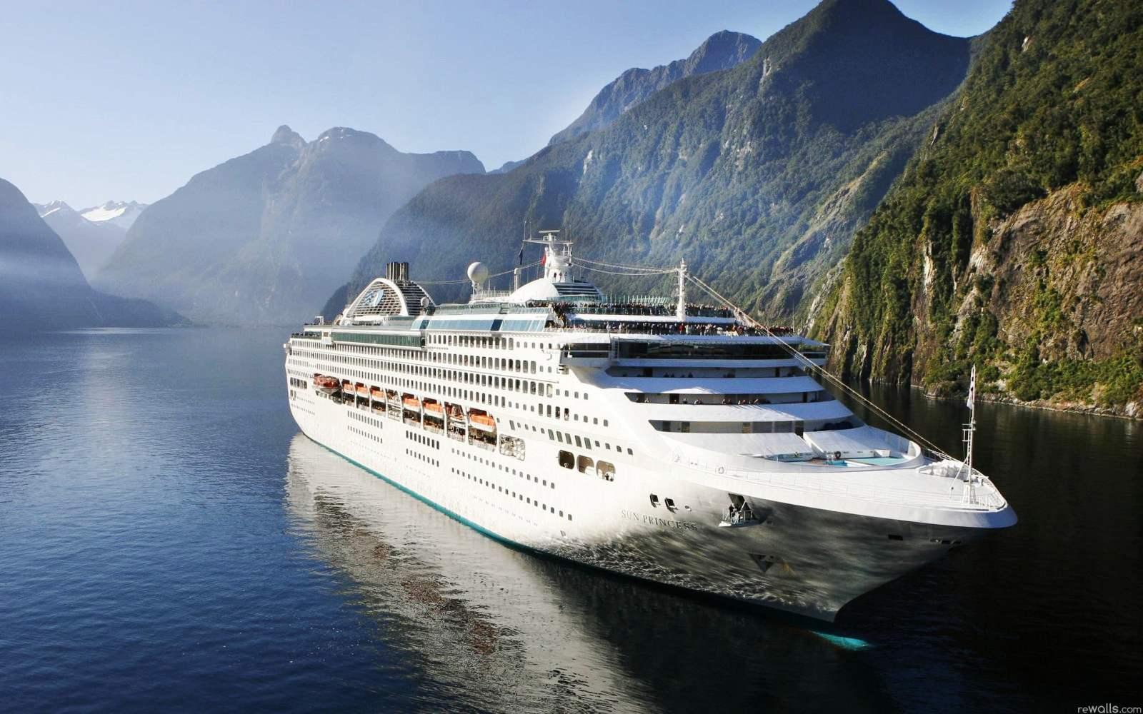 Cruise Ships – Satmarin – Exoflux ™