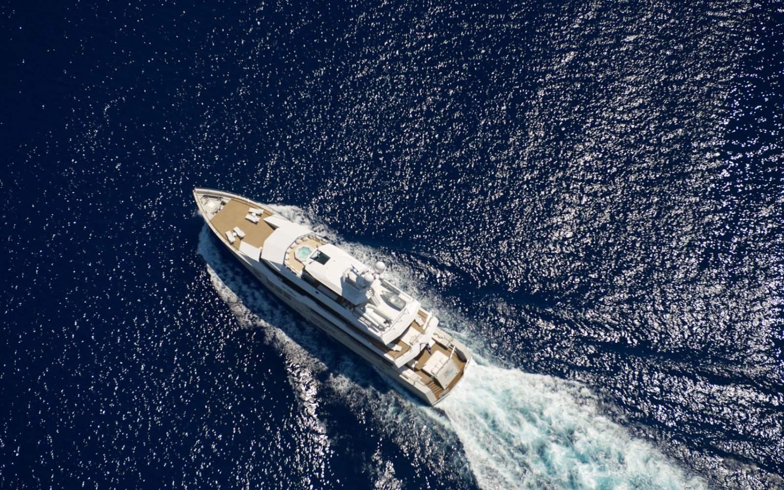 Yachting and Cruising – Satmarin – Exoflux ™